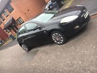 CHEAP BLACK FIAT BRAVO FOR SALE 1.4 PETROL