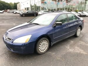 2003 Honda Accord DX *AIR CLIMATISE, CRUISE CONTROL*