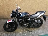 2014 Sym wolf 125cc motorcycle