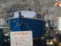 Matelot boat
