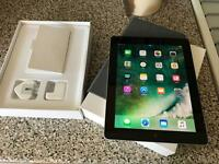 iPad 4th Gen 64gb 4G & WiFi (factory unlocked)