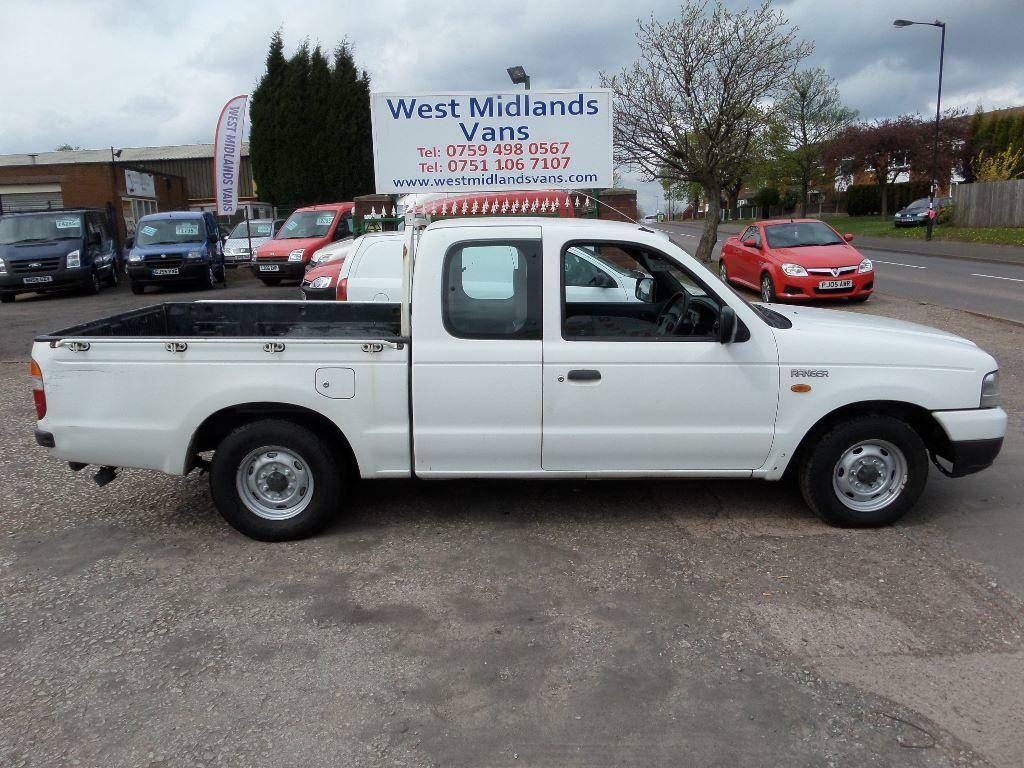 2003 ford ranger super cab 2 5 diesel pick up truck in aldridge west midlands gumtree. Black Bedroom Furniture Sets. Home Design Ideas