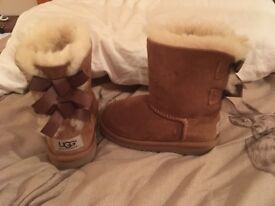 Kids size 8, REAL uggs