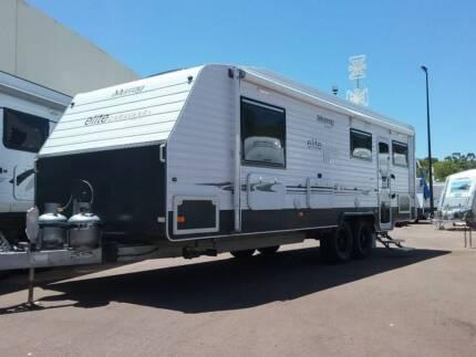 2017 Elite Murray Series 2 Luxury Caravan Mandurah Mandurah Area Preview