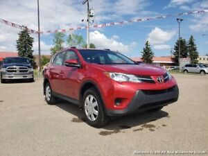 2014 Toyota RAV4 LE- AWD-LOW MONTHLY PAYMENTS!!