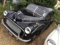 Morris Minor 1000 1955 Split Screen