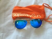 SUPERDRY sunglasses with Superdry case