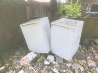 FREE! if you collect ASAP: old fridge and old freezer
