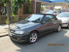 Peugeot Cabriolet 306. 1999. Offers.