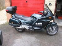 Low mileage Honda ST1100 Pan European, ideal machine for touring this summer
