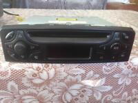 Mercedes Becker cd/radio rds