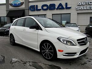 2013 Mercedes-Benz B-Class Sports Tourer LEATHER PANORAMIC ROOF