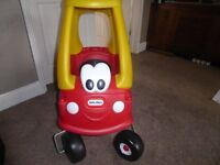 cozy coupe little tikes 30th anniversary model