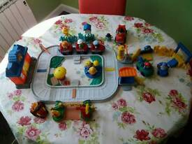 Fisher Price Little People train with sounds