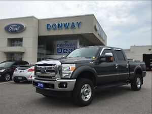 2015 Ford F-250 SUPER DUTY - 6.2L SUPERCREW WITH 6.75FT BED