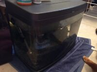 Nearly as new fish tank aquarium heater with all bits.
