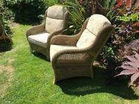 Two Really Comfortable Quality Identical Chairs