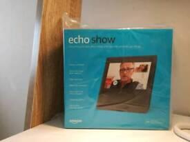 Amazon Echo Show Black. Brand new and sealed.