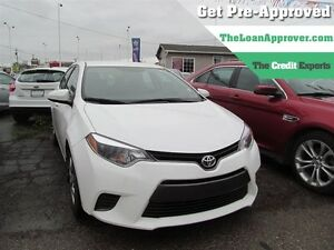 2016 Toyota Corolla LE | ONE OWNER | CAM | HEATED SEATS | BLUETO