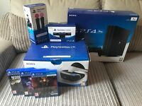 Ultimate PS4 Pro VR bundle