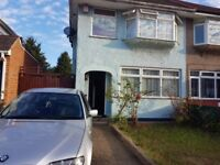 Contemporary Four Bedroom House Situated In Feltham Available To Rent Immediately.