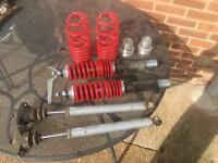 Mk4 golf Coilovers