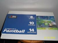 IPG PAINTBALL TICKETS FOR 20 PEOPLE WITH 2000 FREE PAINTBALLS