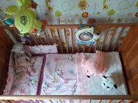 cod bed pooh twinkle twinkle little star