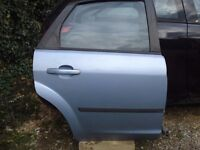 Ford Focus, 2005 - 2008 , O/S , Driver side Rear Door £40