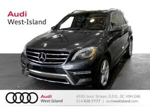 2015 Mercedes-Benz M-Class ML350 BlueTEC *CERTIFIED WARRANTY MER