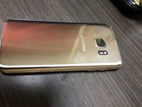 Samsung s7 in GOLD 32 gb