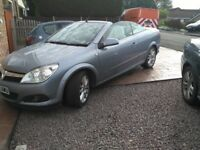 For Sale Vauxhall Astra Twintop. Excellent condition throughout