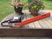 Stihl HS61 Hedge Trimmer