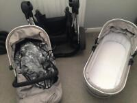 Icandy Peach 2 - full travel system (will listen to genuine offers)