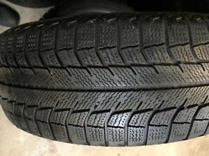 1 pneu dhiver 215/65/16 michelin x-ice