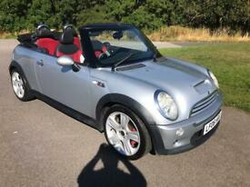image for MINI COOPER S CONVERTIBLE 1.6,2006,ONLY 88,000 MILES,12 MONTHS MOT,£2695!