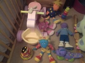 TOY BUNDLE 1-2 year old