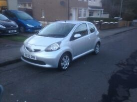 Toyota Aygo 1 litre spares or repair