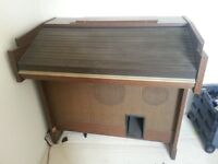 2 Manual Electric Organ