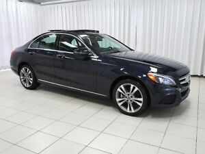 2018 Mercedes Benz C-Class NEW INVENTORY ! C300 4MATIC AWD SEDAN