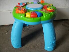 Kids Activity table by Leapfrog ID 85B/5/17