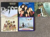 Rolling Stones SACD Collection (5 Albums, 6 Discs) Like New!