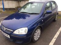 2003 VAUXHALL CORSA 1.0 MOT FEBRUARY 2017, DRIVES PERFECT