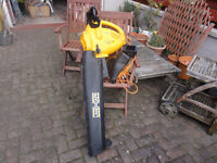 Landxcape PBV2400E2N leaf blower vacuum, needs a bag