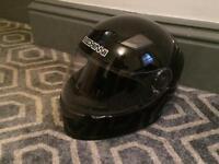 Motorbike helmet (Size L childs)