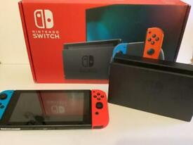 Nintendo switch v2 with improved battery