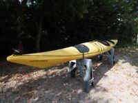 18ft Sea kayak