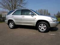 Lexus RX300 4x4 Jeep not X5 or ML