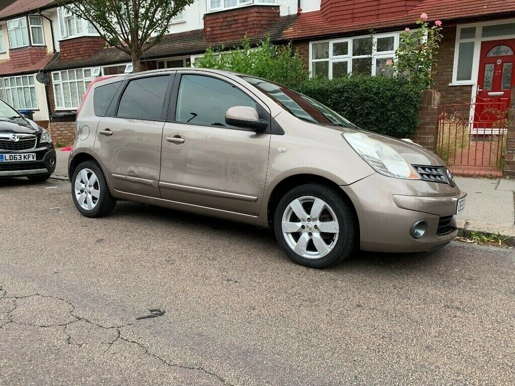 2008 Nissan Note 1 6 Automatic, 1 Years MOT, 3 Owners, Service History,  Auto, Loads of Options   in Croydon, London   Gumtree