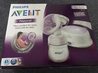 Avent Natural Electric Breast Pump, almost new